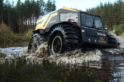 7) SHERP ATV