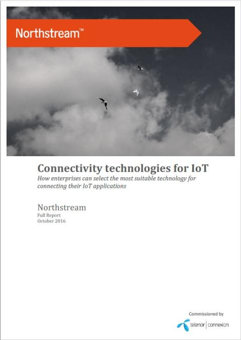 New report helps companies select IoT technology
