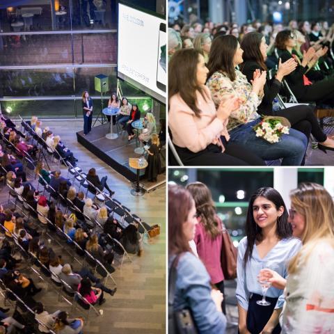 200 kvinnor från teknikindustrin deltog på första Female Network Forum i Göteborg