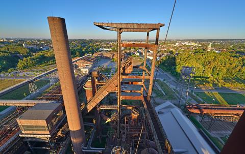 Neue Wege auf alten Pfaden: Die Zukunft der Industriekultur in der Metropole Ruhr