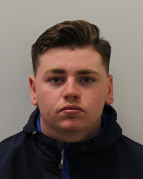 Teenager involved in two burglaries of elderly residents in north London jailed