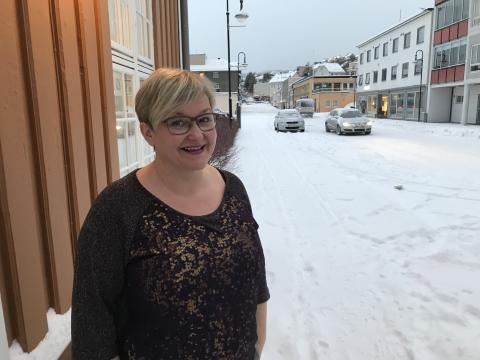 Vibeke Høydahl, Studentrådgiver Norges arktiske studentsamskipnad