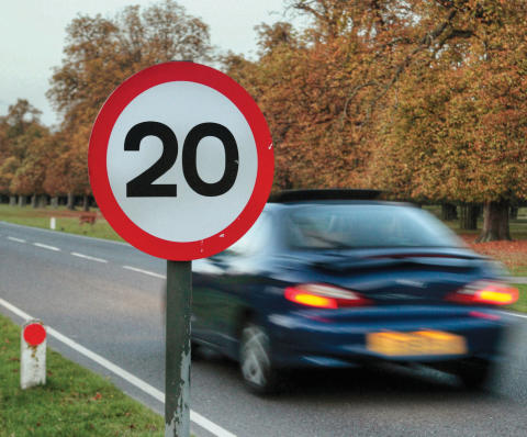 RAC comments on new speeding sentencing guidelines announced today