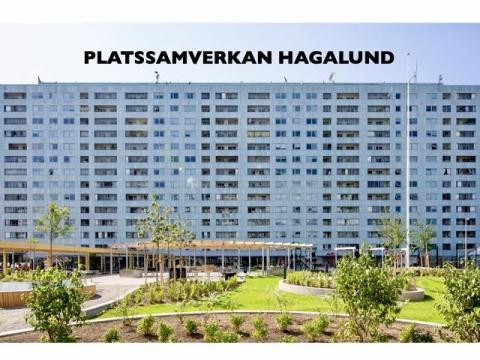 Nu startar platssamverkan för ett tryggare Hagalund