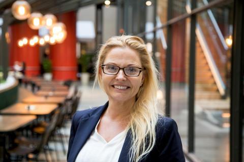 Maria Wester ny IT-chef i Svevia