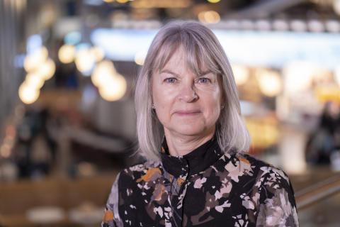 Sju snabba frågor om flygfrakt med Ylva Arvidsson - chef för Swedavias flygfraktverksamhet