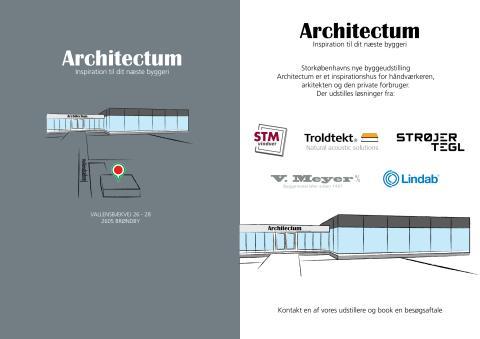 Architectum - Inspiration til dit næste byggeri