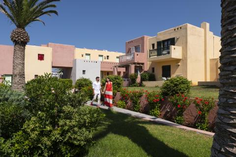 allsun Hotel Zorbas Village_Gartenanlage