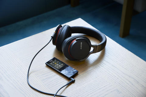 Geniet onderweg op meer manieren van High-Resolution Audio met Sony