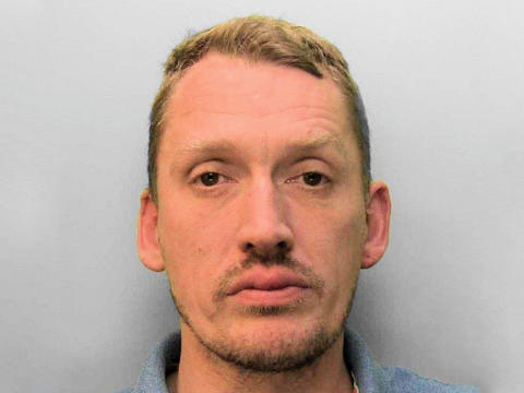 Man given 14-year sentence for offences against two young girls in Sussex