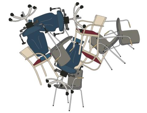 The furniture industry is converting to the circular economy