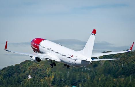 Norwegianilla 17,7 miljoonaa matkustajaa vuonna 2012