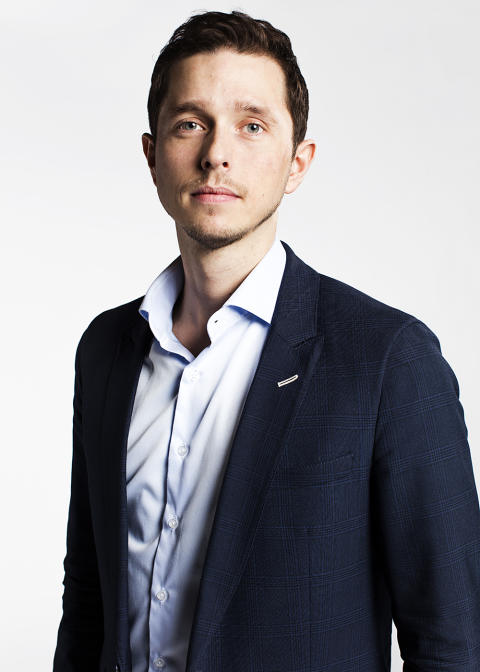 Kristian Surén - kundedirktør i Viasat