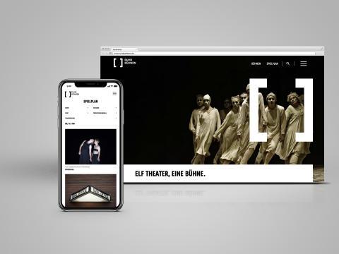Website-Relaunch der RuhrKunstMuseen und RuhrBühnen