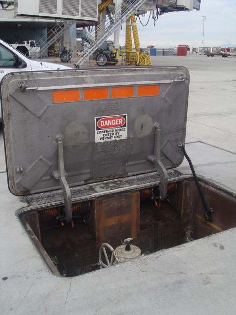 Cavotec Dabico vault cover system