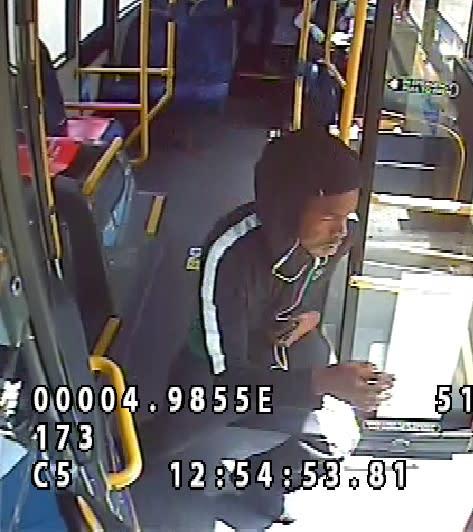 CCTV - Robbery