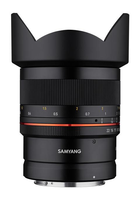 Samyang XP 14mm 2.8 RF 1