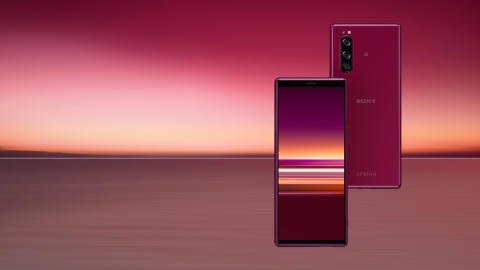 Xperia 5 Red (11)