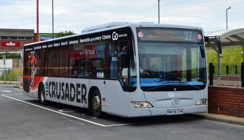 New year new bus services for South Tyneside