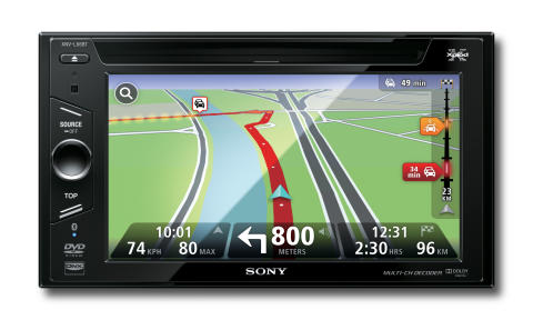 Car HiFi XNV-L66BT von Sony_2