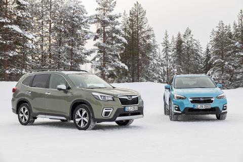 Subaru fremstiller verdens sikreste biler