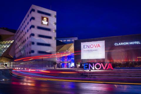 Følg Enovakonferansen live
