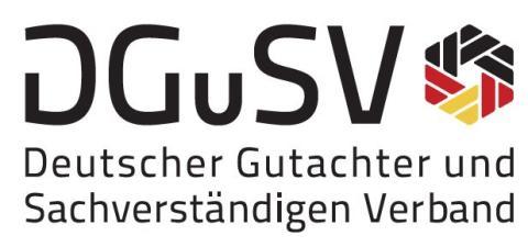 """DGuSV präsentiert E-Book speziell für Verbraucher """"Gutachter finden leichtgemacht""""!"""