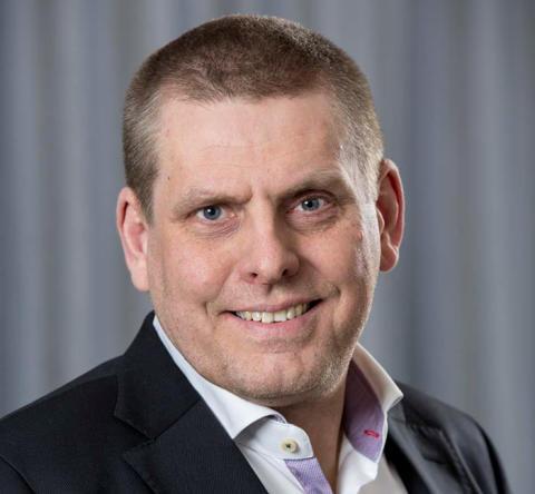 Fredrik Arpe utses till ny VD för Järntorget Byggintressenter