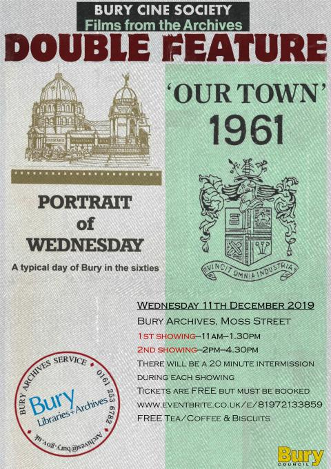 Blasts from the past – old Bury at the archives