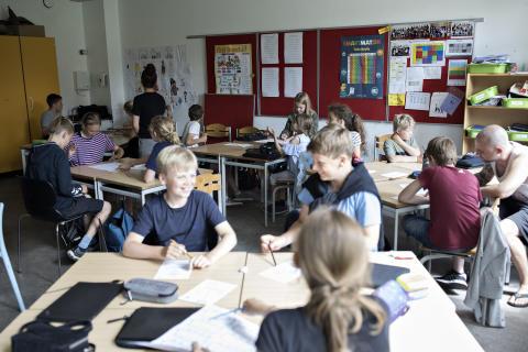 Skoleklasse