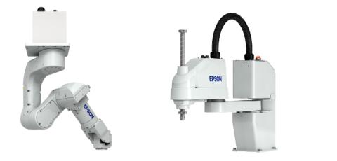Epson to launch industrial robotics in Philippines for the first time at Manufacturing Technology World Manila 2019