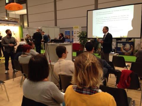 Sonderschau Osteopathie: Hochinteressantes  Vortragsprogramm auf der therapie Leipzig