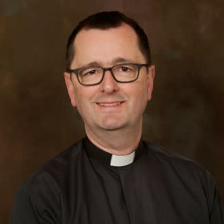Senior Chaplain Jonathan Osborne