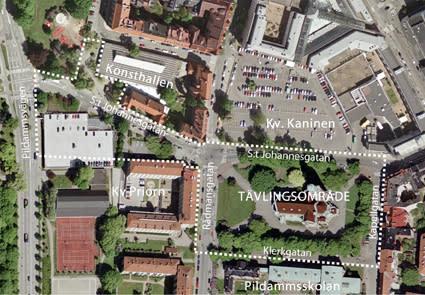Så ser det vinnande förslaget för området vid Triangeln ut