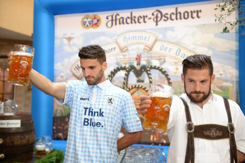 Hacker-Pschorr Wiesnchampions 2014