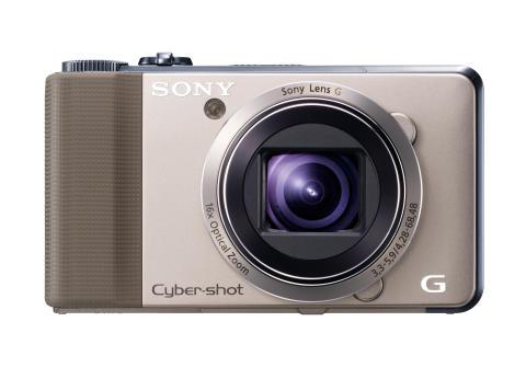 Cyber-shot DSC-HX9V von Sony_Gold_01