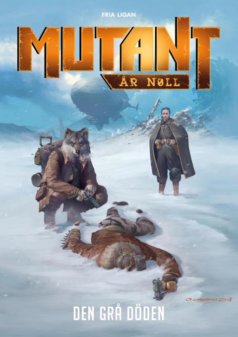 Mutant: Den grå döden släppt idag - En hyllning till 80-tals-äventyret