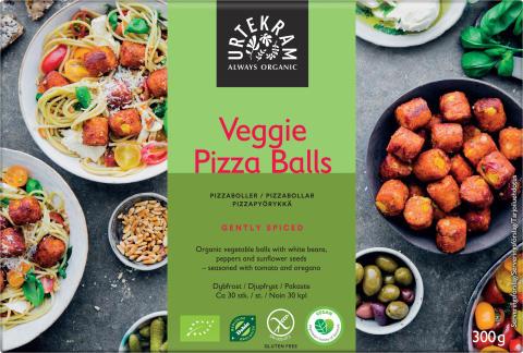 Urtekram Veggie Pizza Balls