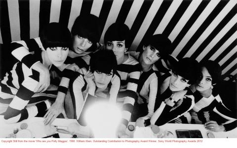 Still from the movie 'Who are you Polly Maggoo', 1966. William Klein, Outstanding Contribution to Photography Award Winner, Sony World Photography Awards 2012