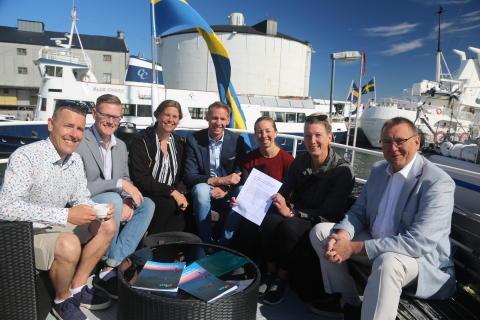 Veidekke Bostad ansluter sig till Malmös färdplan för klimatneutralitet