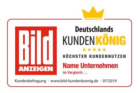 Das sind Deutschlands Kundenkönige 2019