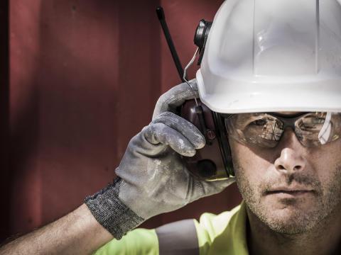 Procurator är en av deltagarna i Skanskas Safety Week