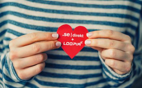 Loopia kjøper .SE Direkt av Internetstiftelsen
