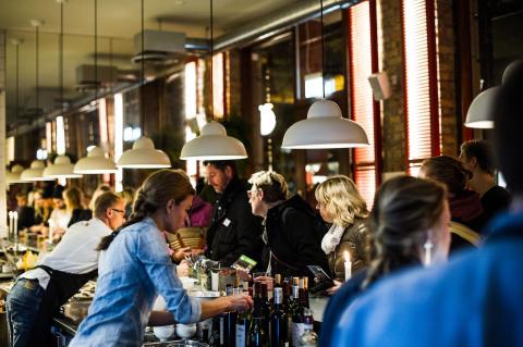 Matnatten – femte året i Malmö!