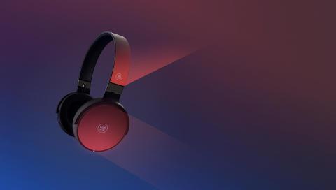 Headphones Energy Rays