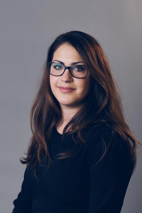Sara Hummerdal, pressansvarig SOS Alarm