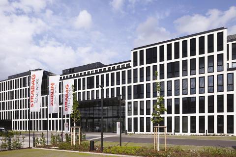 STRABAG AG-Zentrale in Köln