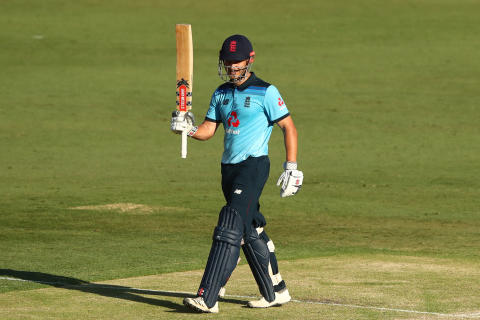 Hain century leads England Lions to victory over Cricket Australia XI