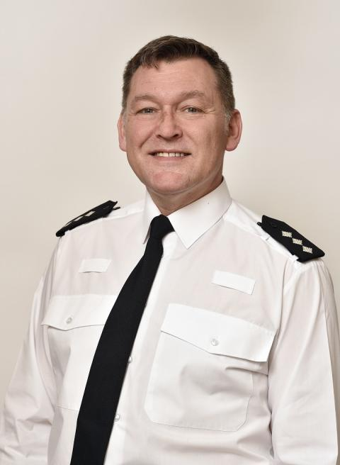 Welcome to new Deputy LPA Commander - Reading