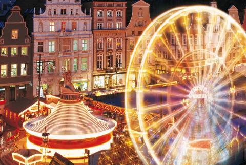 Tyskland Julemarked